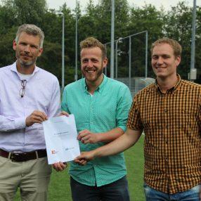 Patrick Kampherbeek - De Verenigbare Club - Voorzitters VVK en Potetos